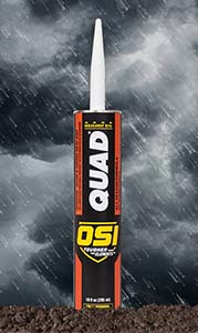 Caulk, OSI Quad Aged Gray