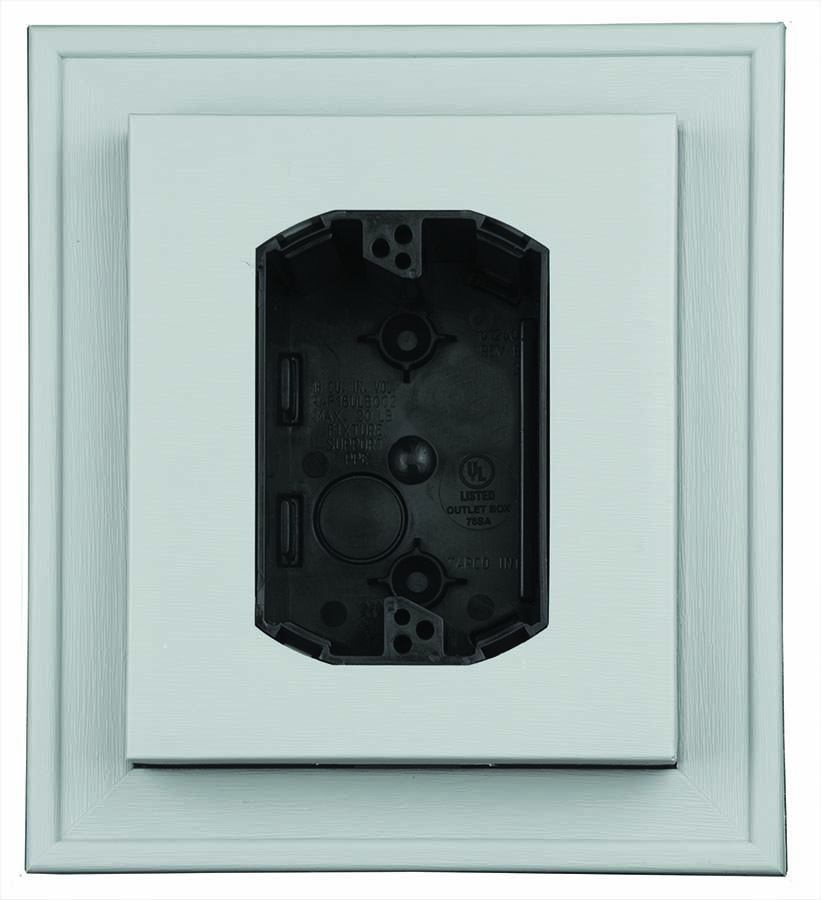 Electric Block/UL List Pewter